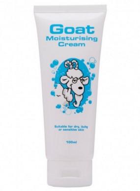 澳洲Goat 天然羊奶保湿滋润乳 面霜 原味100ml