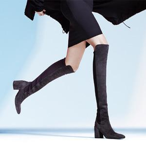 Selfridges精选秋冬款鞋履额外7折促销 可直邮