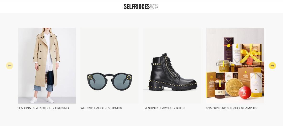 Selfridges註冊購物攻略 英國Selfridges購物下單教學/教程指南