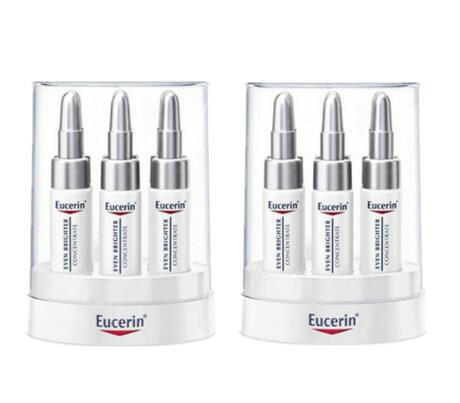【德国BA】Eucerin 优色林美白祛斑精华液 6瓶X5ml 两个装