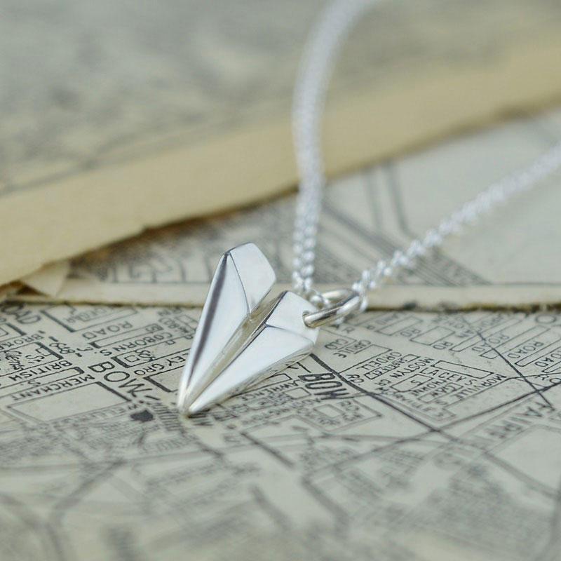 【包邮装】Lily charmed 银色荒野鹿项链 1条 优惠价格:199元