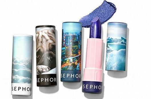 Sephora 丝芙兰发布全新LipStories系列口红