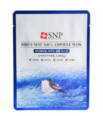 韩国SNP燕窝补水面膜 25ml10