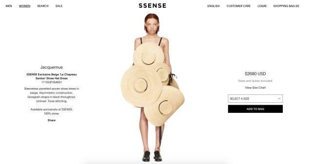 加拿大SSENSE官网怎么样? SSENSE官网介绍