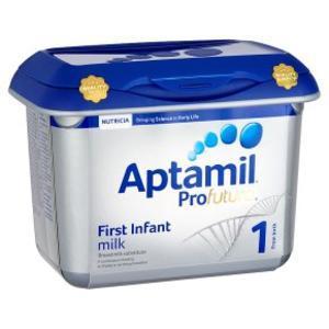 【热销奶粉】Aptamil 爱他美 Profutura 铂金版幼儿配方奶粉1段 (0-6个月婴儿)800g