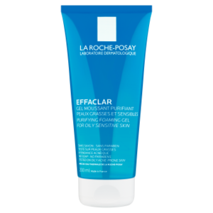 【免邮+8折】La Roche-Posay Effaclar 理肤泉 清痘净肤舒缓洁面啫喱 200ml
