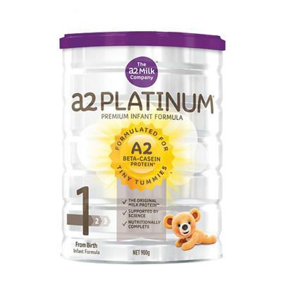 【新西兰PD】【包邮】【三罐装】A2 白金版婴幼儿奶粉 900g 1段  仅需NZ$145.00/约¥673