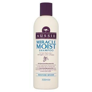 【8折热销】Aussie 袋鼠 奇迹水润保湿洗发水 300ml