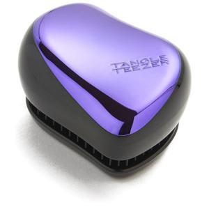 【定邮+8折】Tangle Teezer 专业解结美发梳子 豪华便携款 炫目紫