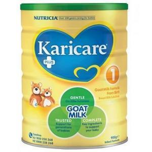 【澳洲P4L药房】 Karicare 可瑞康婴幼儿配方羊奶粉1段 900G