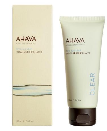 【荷兰DOD】Ahava 深层清洁保湿去角质面部磨砂膏 (提亮肤色光滑肌肤)100ml