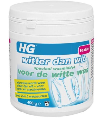 【荷兰DOD】HG 白色衣物还原剂 400ml