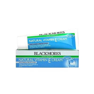 【澳洲RY药房】BLACKMORES 澳佳宝 天然维生素E护肤保湿霜 50g