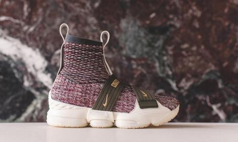 潮牌KITH与Nike合作推出了新品球鞋
