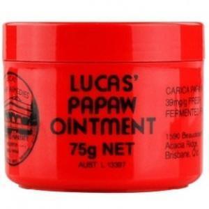 【澳洲P4L药房】【会员专享价】Lucas Papaw Ointment 木瓜膏 75G