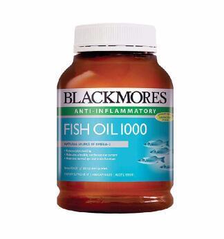 【满69纽免邮】Blackmores 澳佳宝深海鱼油 无腥味深海鱼油 心脑血管高血压 400粒