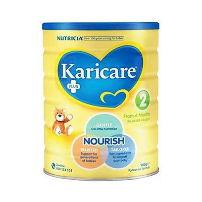 【澳洲RY药房】Karicare 可瑞康 婴幼儿配方奶粉 2段 900g