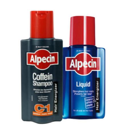 【荷兰DOD】Alpecin 阿佩辛 咖啡因C1防脱发洗发水 250ml(防止脱发/促进毛发生长) +Alpecin 阿佩辛 咖