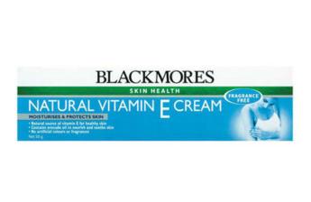 【澳洲PO药房】Blackmores 澳佳宝 维生素E面霜 冰冰霜 50g