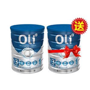 【买一送一组合装】Oli6 婴幼儿配方羊奶粉 3段 X2