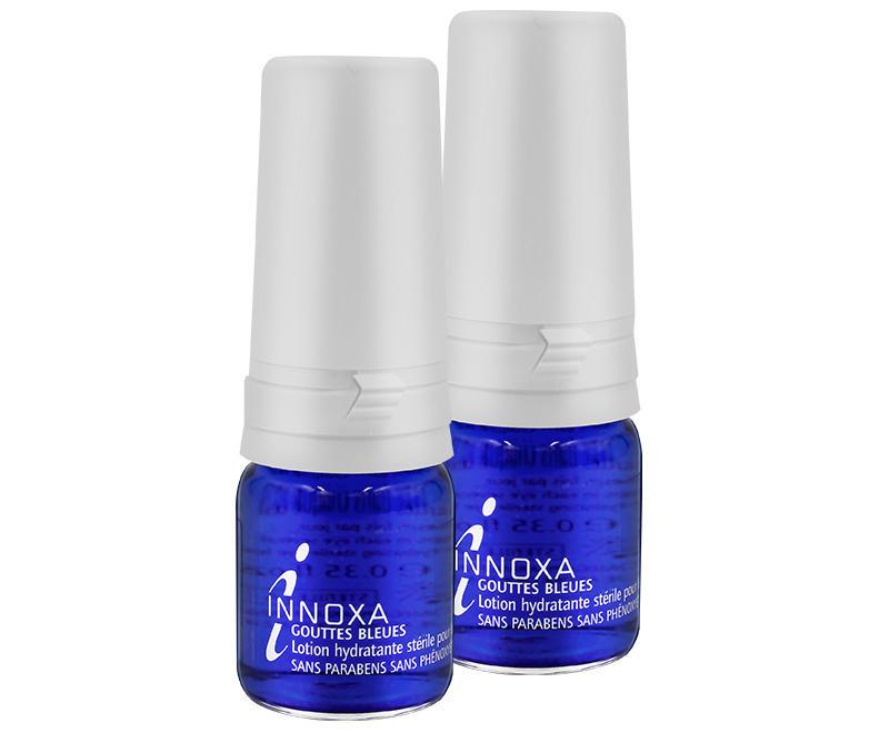 【2件包邮装】Innoxa 人鱼眼泪滴眼液/眼药水 210ml/瓶(蓝色) 优惠价格:115元(用码HTC010)