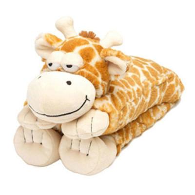 【新西兰PD】【新品】Intelex 长颈鹿保暖公仔玩具(可微波加热)  仅需NZ$43.50/约¥203