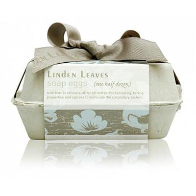 【新西兰PD】【超划算清洁组合装】Linden Leaves 蛋型天然麦麸香皂 6只 仅需NZ$21.99/约¥103