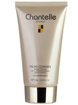 【澳洲PO药房】Chantelle 香娜露儿 植物精华洁面乳洗面奶 控油 深层清洁