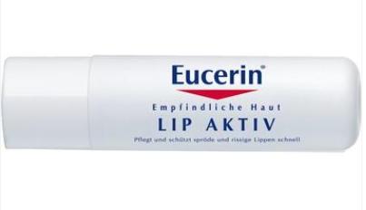 【德国DC】Eucerin 优色林 保湿滋润润唇膏 4.8g 促进唇部肌肤再生 保持双唇柔嫩水润