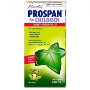 【澳洲P4L药房】Prospan by Flordis 小绿叶天然儿童糖浆 200ml