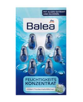 【德国DC】Balea 芭乐雅海藻精华胶囊补水保湿调节肌肤水平衡 7粒装