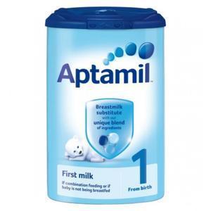 Aptamil 爱他美 婴儿配方奶粉1段(0-6m) 900g