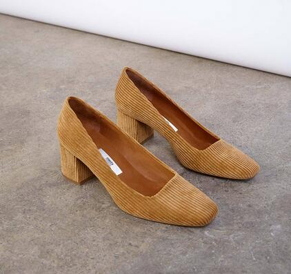 西班牙小众鞋履品牌Miisha 款式简约而不简单