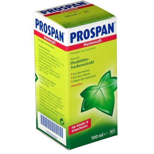 凑单佳品!绿叶Prospan儿童止咳糖浆100ml 特价48元!