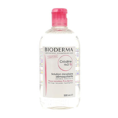 Bioderma 贝德玛 洁肤卸妆液 500ml(特润版)