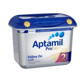 【满65镑立减3镑】Aptamil 爱他美 Profutura 铂金版幼儿配方奶粉2段 (6-12个月婴儿)800g