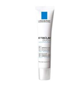 【免邮+8折】La Roche-Posay 理肤泉 Effaclar 青春痘调理精华乳(防痘印配方)DUO+乳 40ml