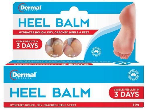 【澳洲RY药房】Dermal Therapy 足裂速效修复霜护足霜 50g
