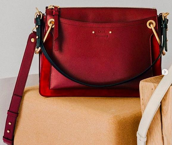 Chloé时髦通勤包ROY系列手袋新发布