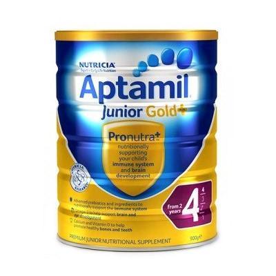 【澳洲RY药房】Aptamil 爱他美 金装4段婴幼儿奶粉 900g