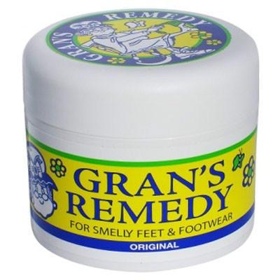 【新西兰PD】【四件包邮】Grans Remedy 新西兰神奇除脚臭粉50g  仅需NZ$13.95/约¥64
