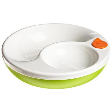 【美国Babyhaven】Lansinoh 兰思诺 Momma系列 注水保温碗 绿色