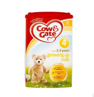 【2.13 周二爆料】Cow & Gate 牛栏 幼儿配方奶粉4段 (2-3岁幼儿)800g