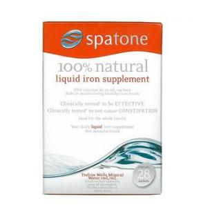 【2.18 周日爆料】Spatone 100% 纯天然铁补充剂 28袋