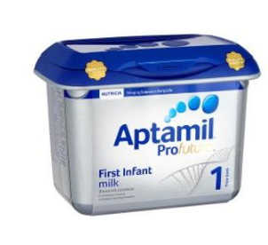 【2.21 周三爆料】Aptamil 爱他美 Profutura 铂金版幼儿配方奶粉1段 (0-6个月婴儿)800g
