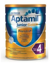 Aptamil 爱他美 金装4段婴幼儿奶粉 900g