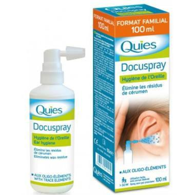 【2.17】Quiès 几埃 耳垢清洁喷雾 100ml等优惠商品