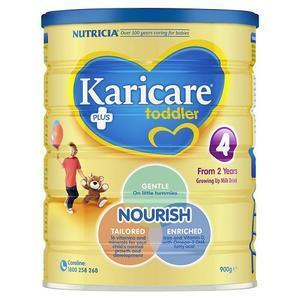 【2.11】【澳洲P4L药房】Karicare 可瑞康 婴幼儿配方奶粉 4段 900g
