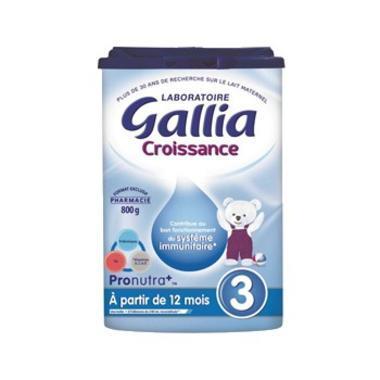 Gallia 佳丽雅 3段 成长奶粉 800g