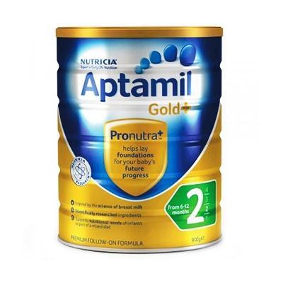 【2.15】【澳洲RY云顶集团药房】Aptamil 爱他美 金装2段婴幼儿奶粉 900g